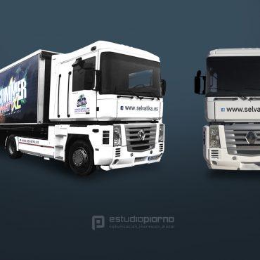 Camión Selvatika
