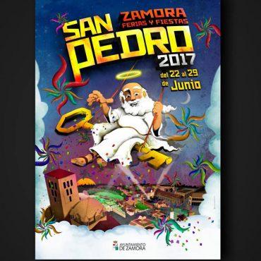 Cartel San Pedro 2017 Zamora