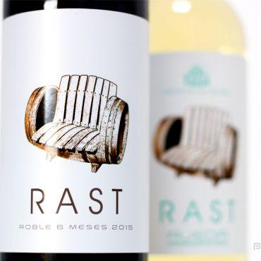 Detalle RAST vino